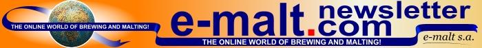 E-Malt.com NewsLetter. Sent to: .  User ID: @USERID@.